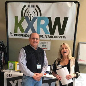 KXRW Booth