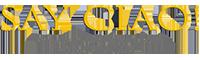 say ciao logo