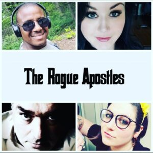 Four pictures of the rogue apostles